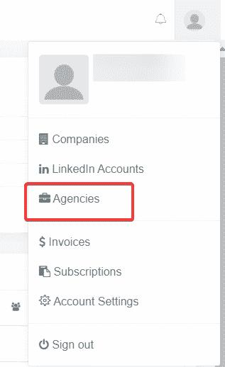 expandi agencies login
