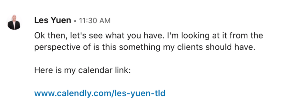 LinkedIn Outreach